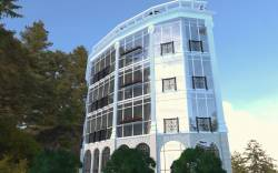 Коммерческая недвижимость в алуште продажа офисные помещения под ключ Новопесчаная улица