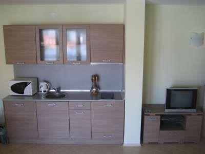 00bd69498327c Болгария. Царево.Просторная квартира с 1-й спальней в фешенебельном жилом  комплексе на первой линии